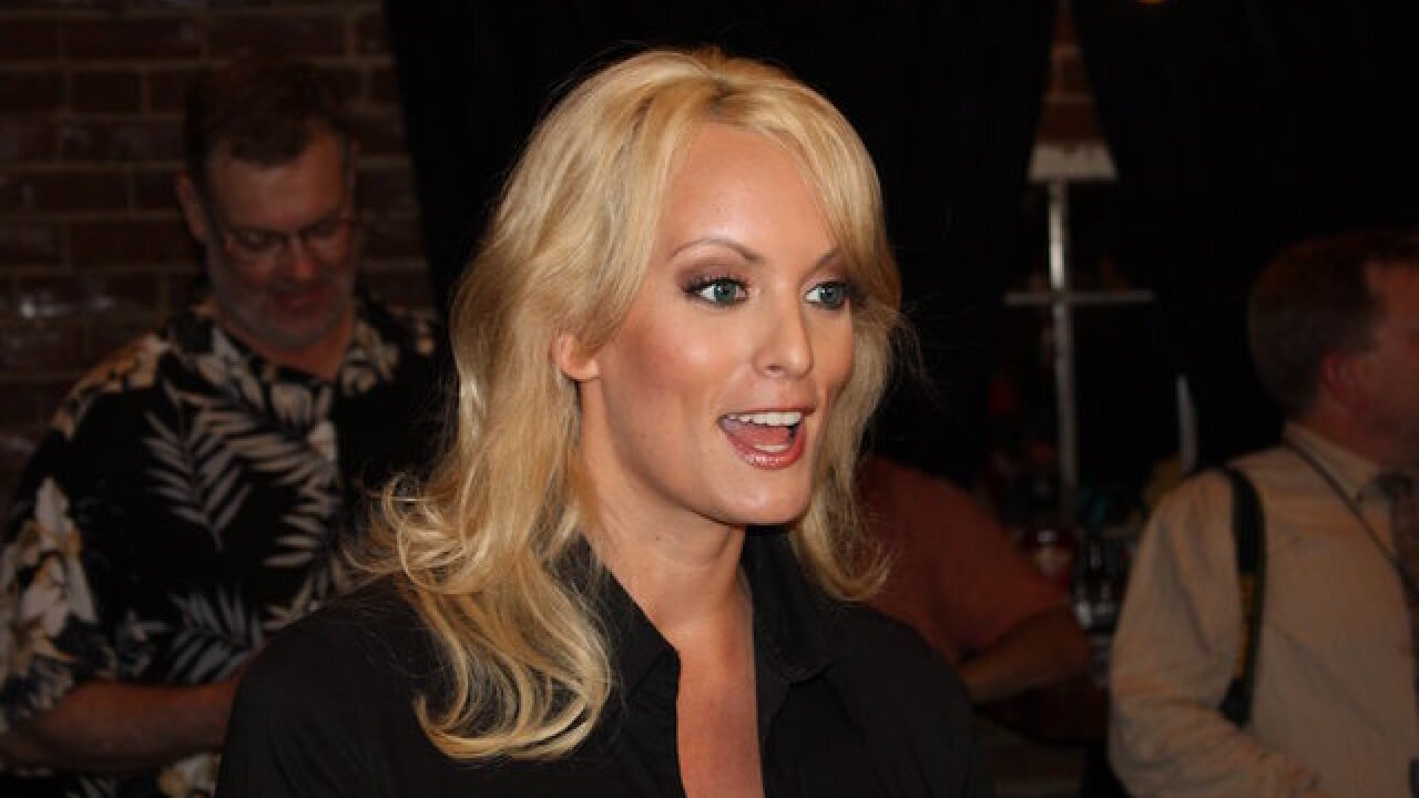 Stormy Daniels: I was threatened to keep quiet about Trump