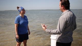 Maureen Cacioppo, owner Florida Pure Sea Salt.