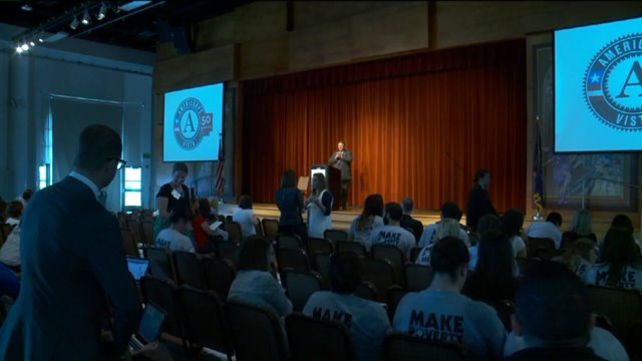Volunteers in Service to America celebrate organization's 50th Anniversary