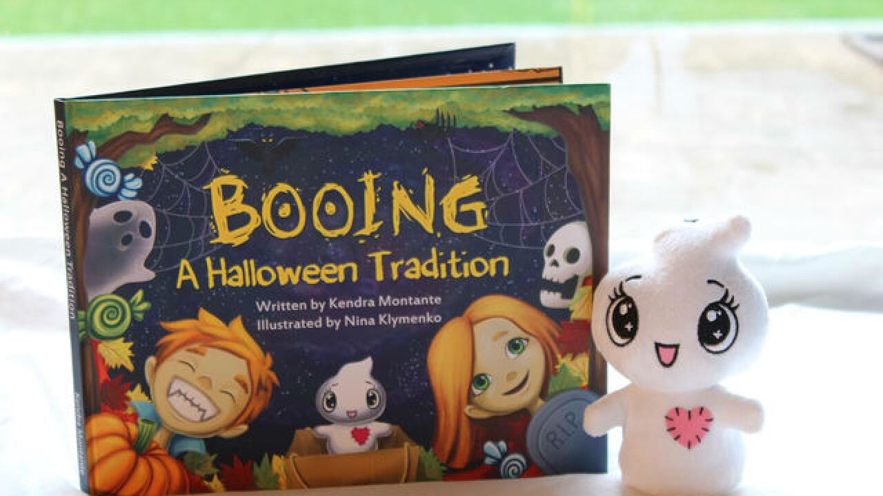 Booing: A Halloween Tradition