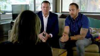 Hapgood family members plead for help