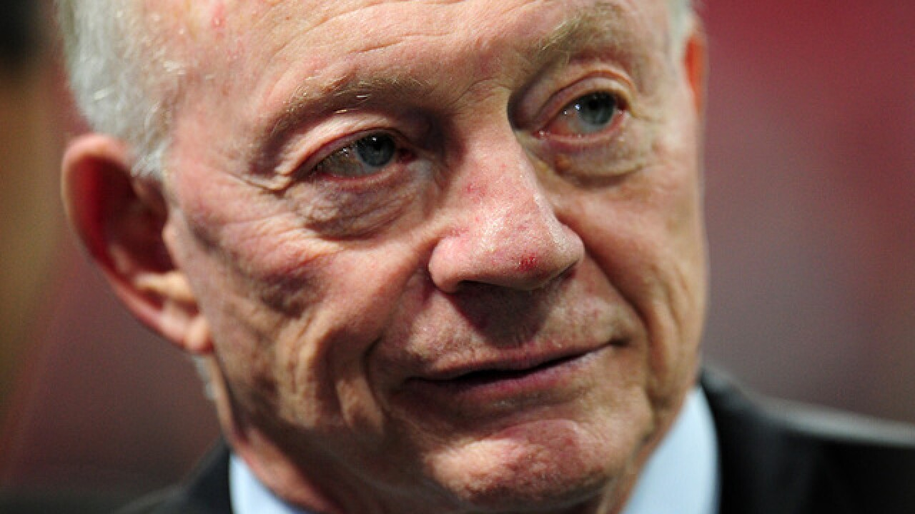 NFL claims Cowboys' owner Jerry Jones is damaging the league