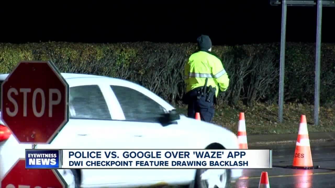 DWI Checkpoint