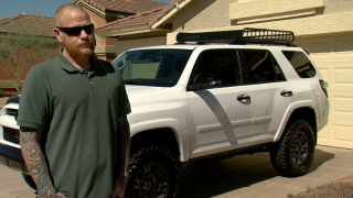 Valley man upset by frequent chips, cracks in windshield