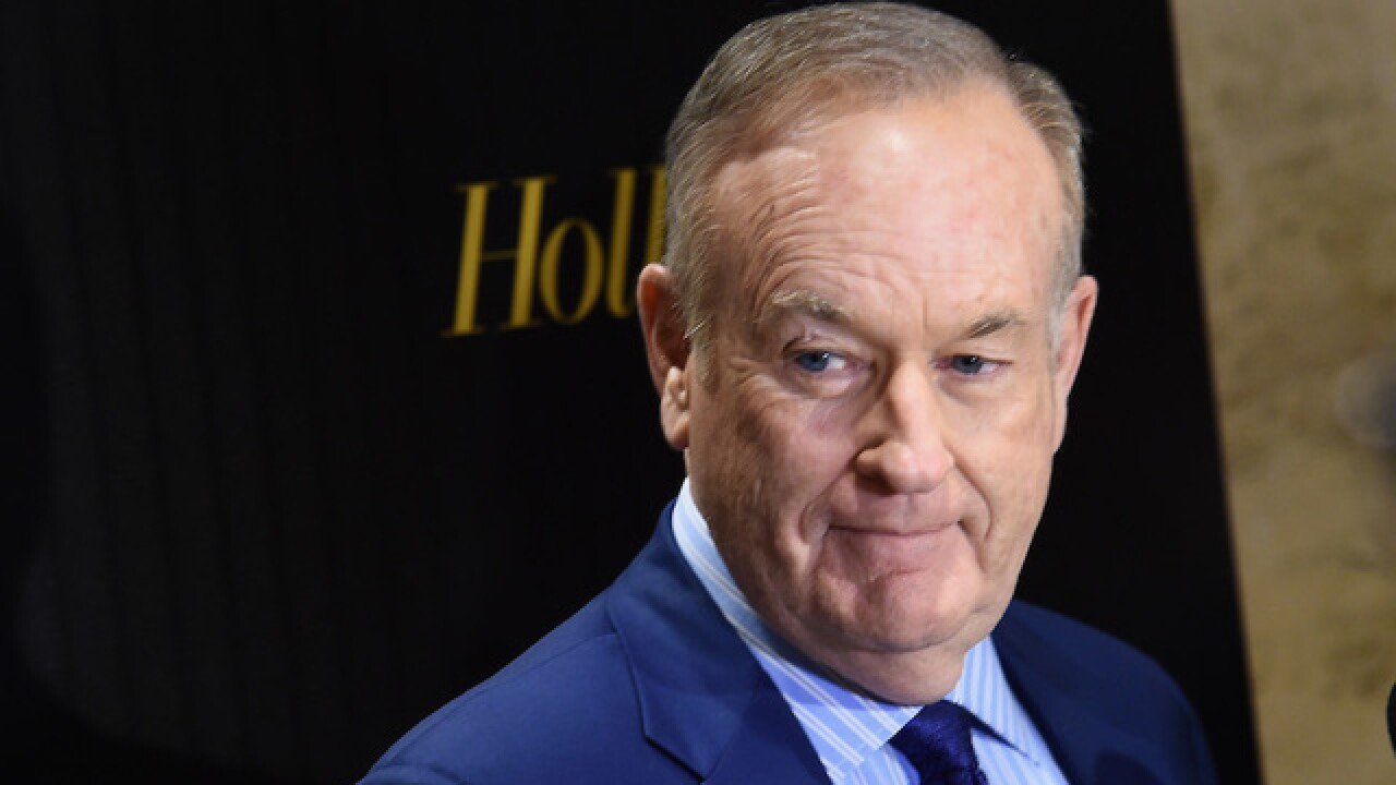 Bill O'Reilly portrays himself as the victim in interview with New York Times