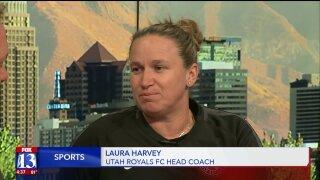 Utah Royals FC coach on U.S. Women's 13-0 World Cupwin