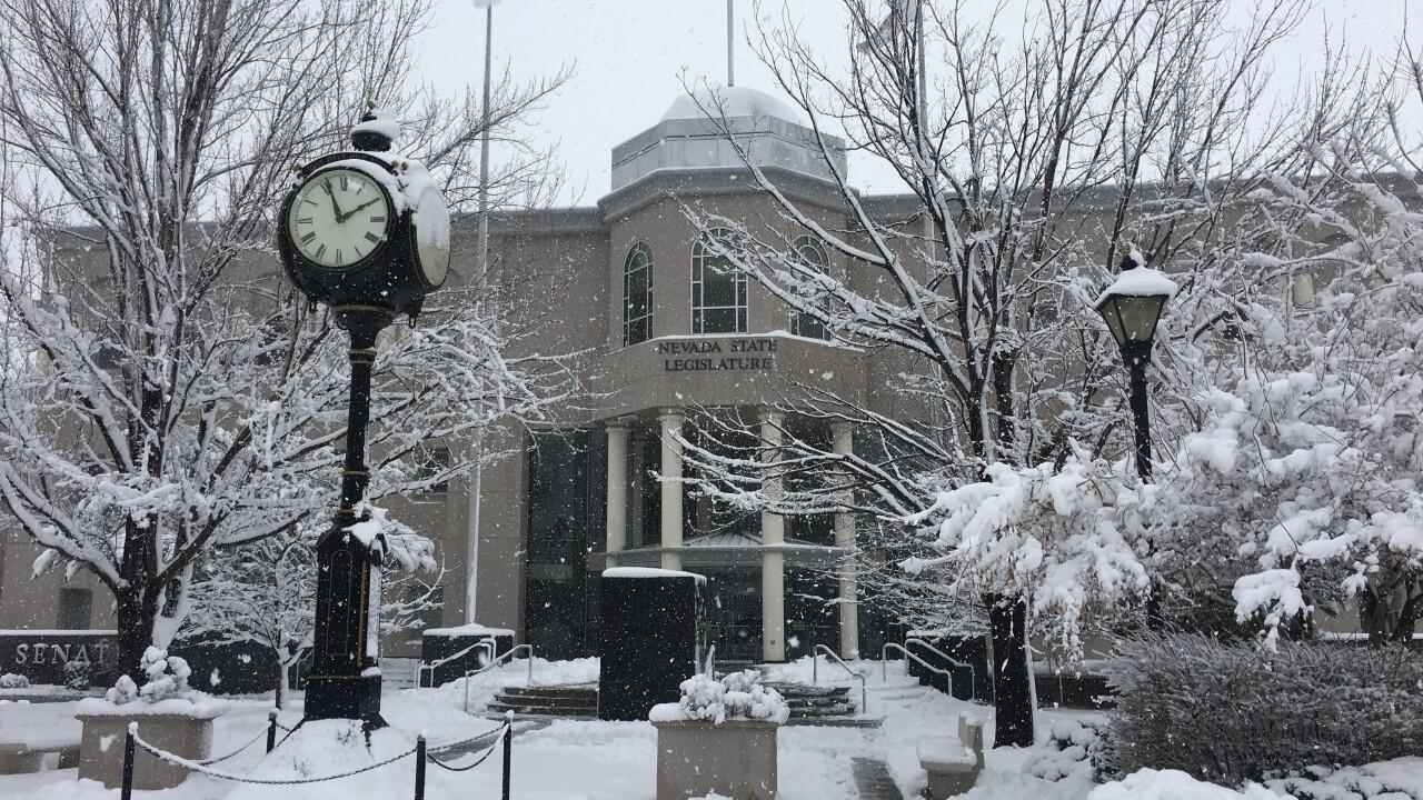 2019 Nevada Legislative Session kicks off Monday