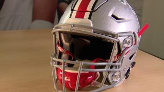 Buckeye Built: Riddell helmets