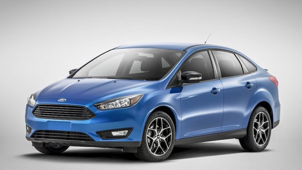 Ford To Build The Focus In China Instead Of Mexico