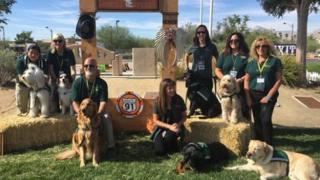 1 year later: Vegas shooting survivors reunite