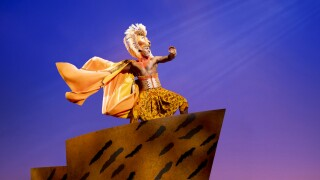 Disney's The Lion King Broadway Musical