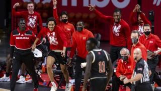 Rutgers Nebraska Basketball