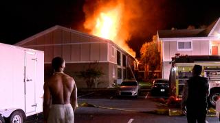 Captiva Club apartment building fire 2019
