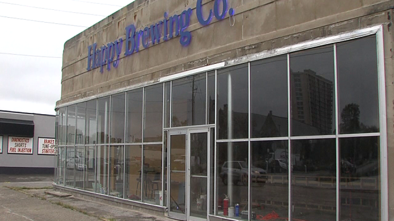 New brewery coming to Indianapolis' north side