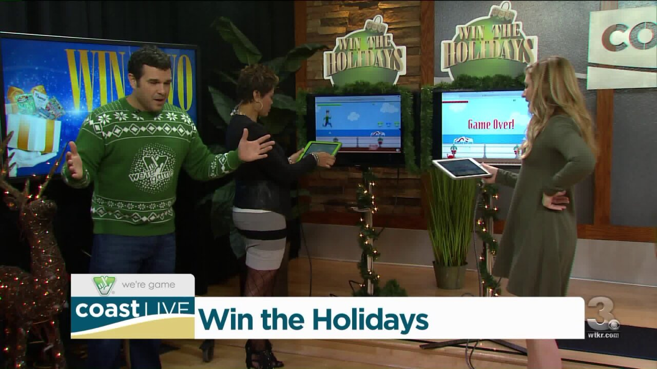 """""""Win The Holidays"""" With The Virginia Lottery on CoastLive"""