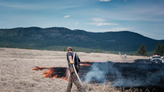 Weather Wise: Spring Wildfires