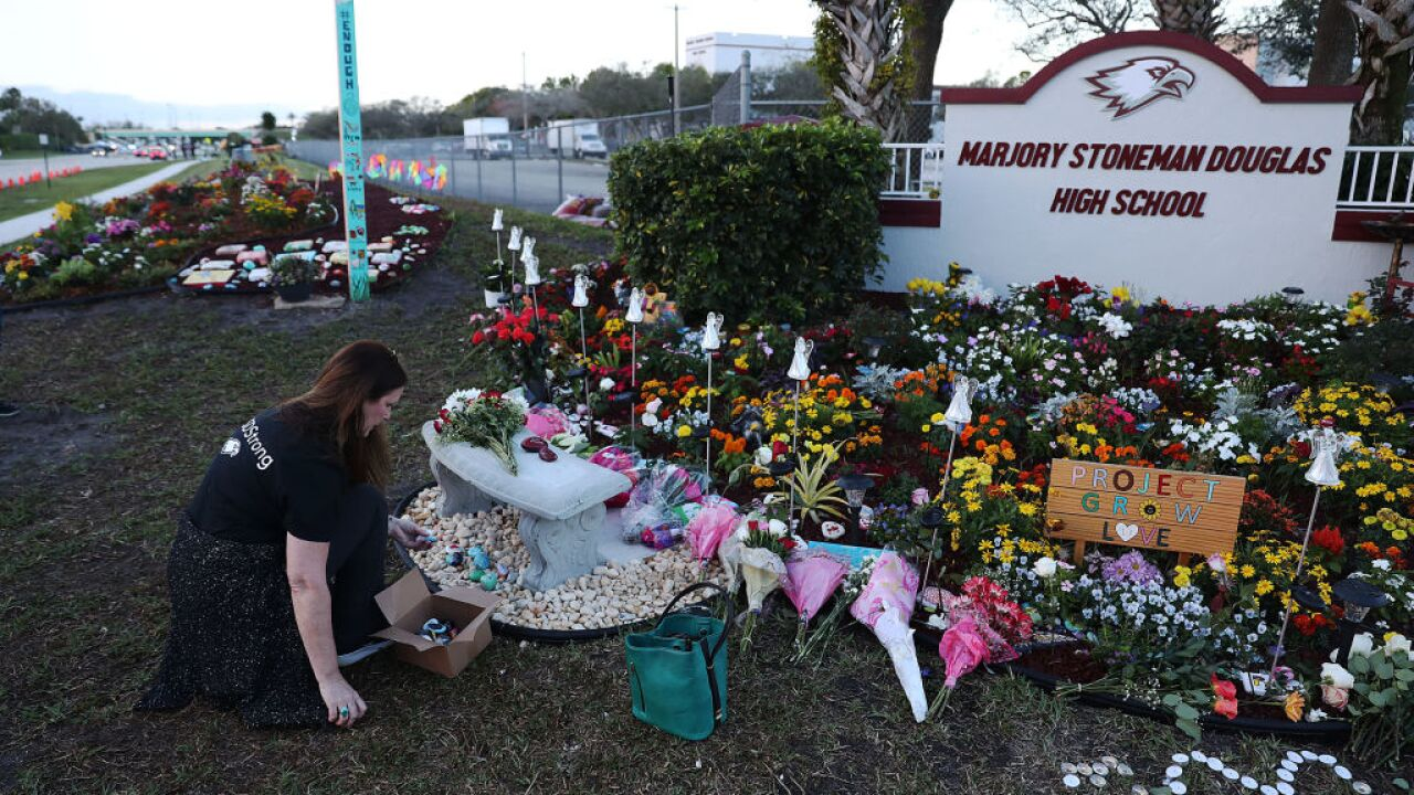 Marjory Stoneman Douglas parents are being urged to address the threat of suicide after 2 recent student deaths