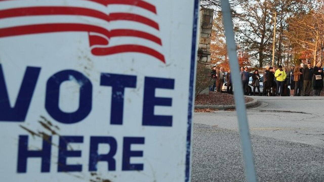 Officials expect big turnout on Election Day