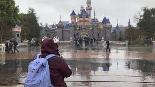 Disneyland Virus Outbreak