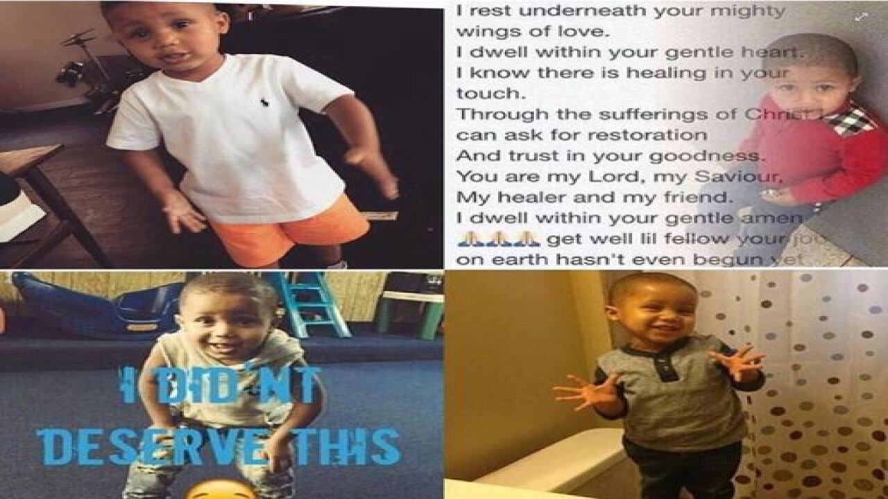 Family calls for justice after 3-year-old killed