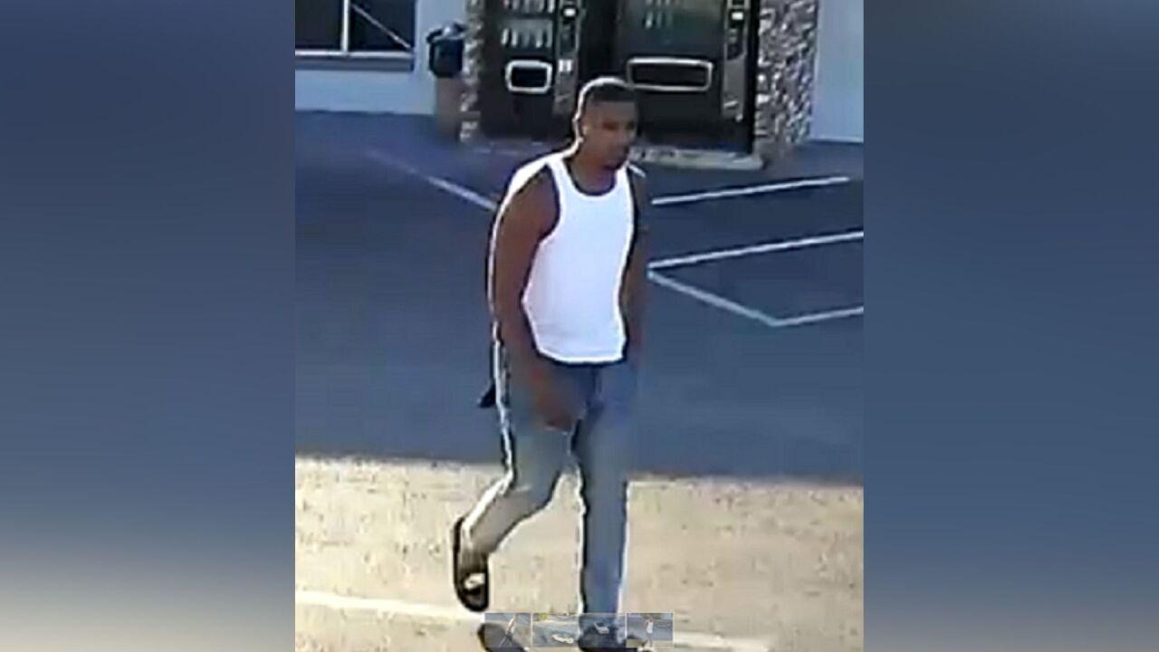 Fremont Street groping suspect