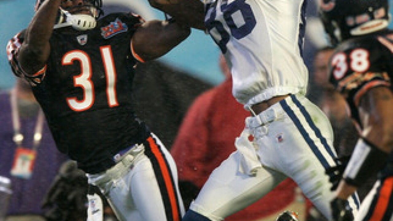 PHOTOS: A look back at Marvin Harrison's career
