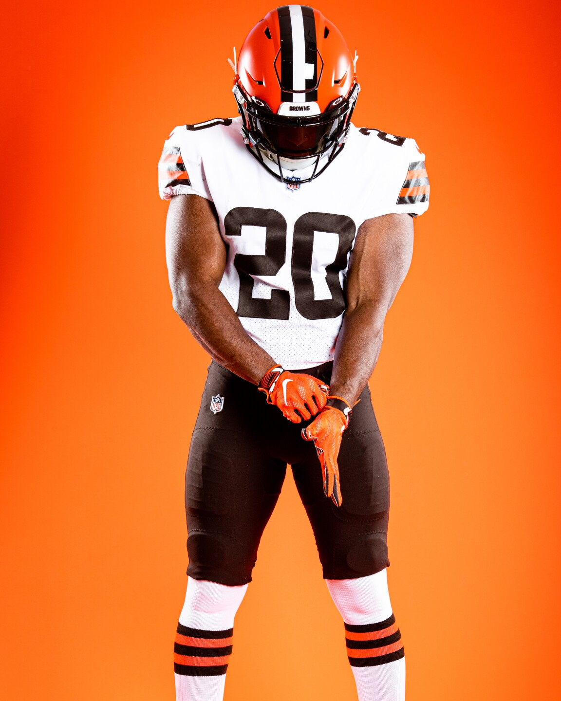 Browns new uniforms
