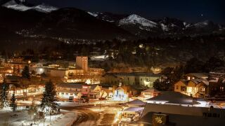 Estes Park_night_Oct 27 2020_by Sherrie Duris