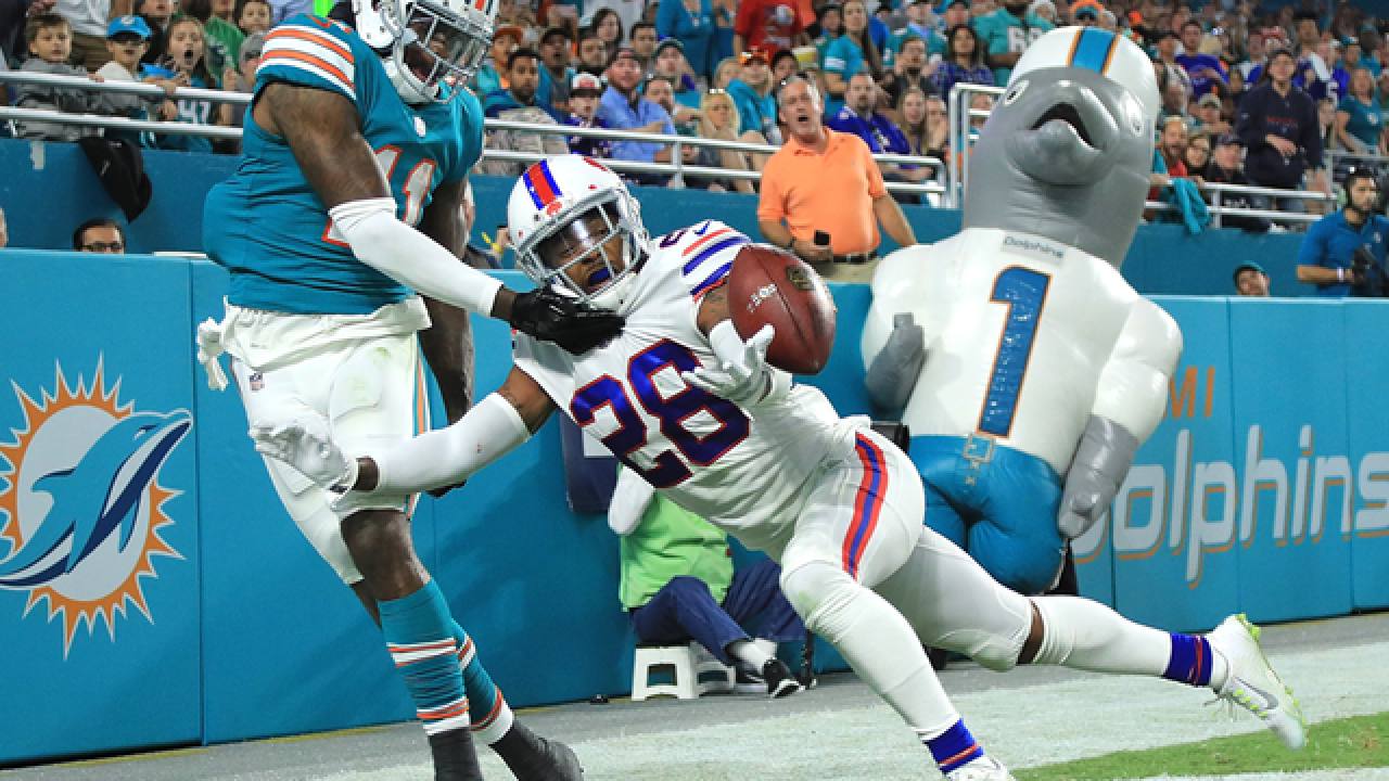Undisciplined Miami Dolphins lose again; Buffalo Bills end 17-year playoff drought with win and help