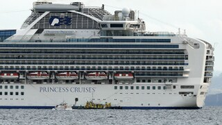 8 Americans aboard Princess cruise in Japan infected with coronavirus