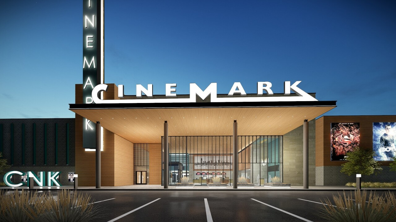 Cinemark Widens Footprint in South Dakota with Third Movie Theatre