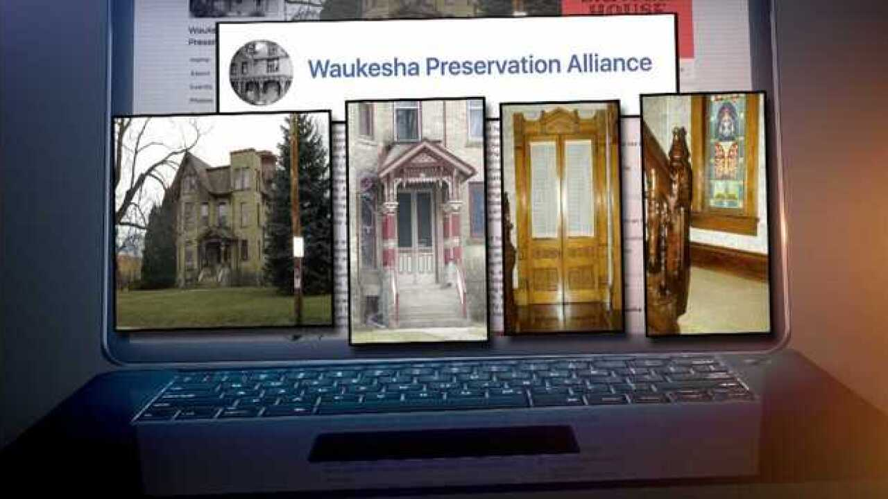 Historic Waukesha mansion may be demolished