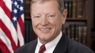 Oklahoma Senator Jim Inhofe releases statement on Trump recording