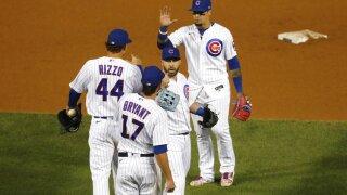 Royals Cubs Baseball