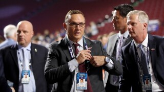 Steve_Yzerman_2019 NHL Draft - Round One