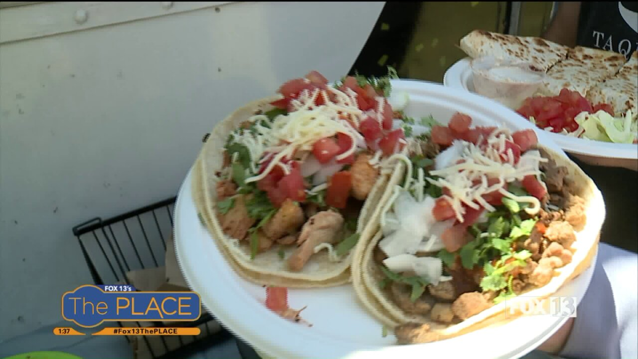 Silver Moon Taqueria food truck brings amazing flavor wherever it goes