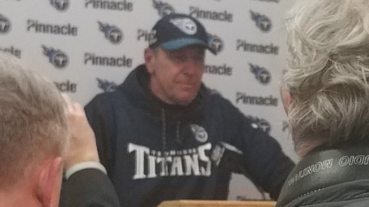 Titans Owner Releases Statement On Mularkey's Job