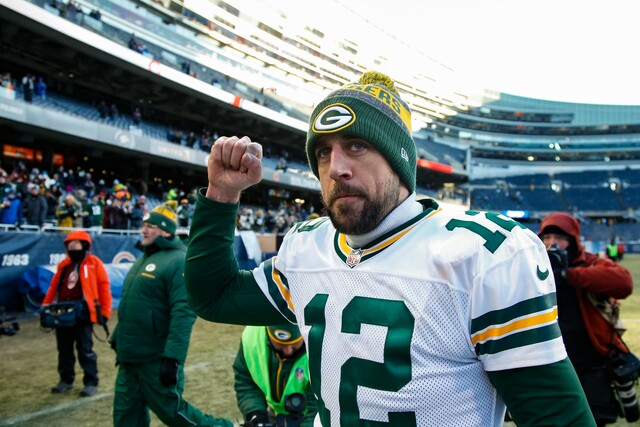 Rodgers ranked best QB in NFC North, per Pro Football Focus.