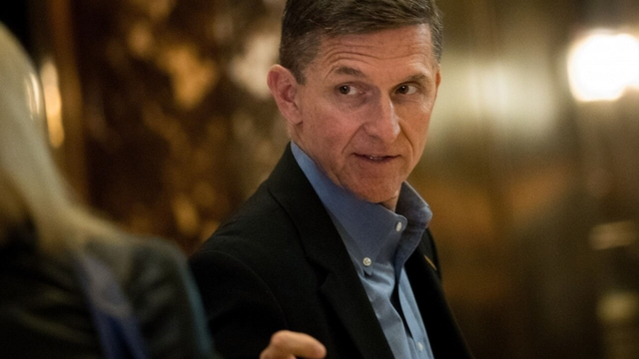 White House: Trust between Flynn and Trump had been eroding for weeks