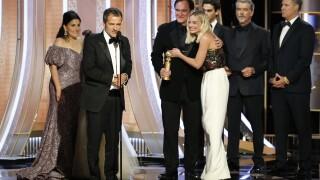 APTOPIX 77th Annual Golden Globe Awards - Show