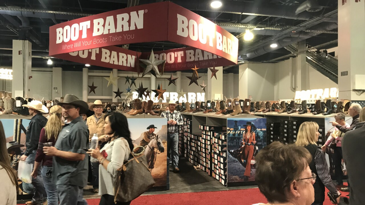 Cowboy Christmas a must see for rodeo fans in Las Vegas