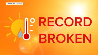 record broken
