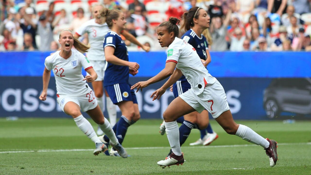 England v Scotland: Group D - 2019 FIFA Women's World Cup France