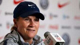 Jill Ellis: US women's soccer coach stepping down after back-to-back World Cups