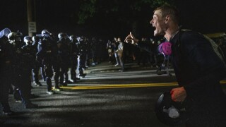 Trump administration researched whether it could charge Portland city officials over unrest