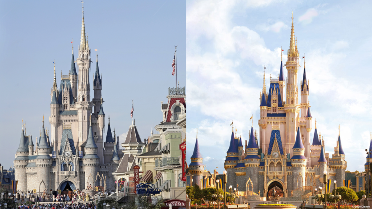 Disney World's Cinderella Castle to get a 'royal makeover' this summer
