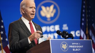 Biden says he's decided on Treasury Secretary nominee, talks with governors about COVID-19 help