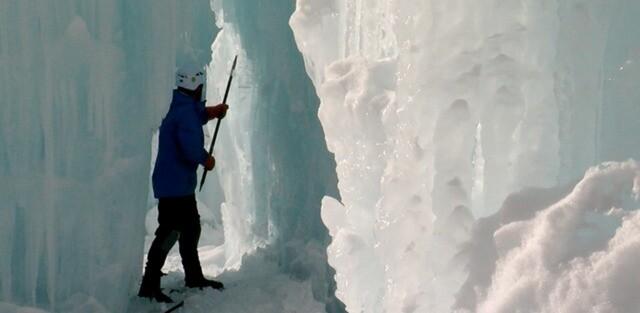 Photos: Crews put final touches on Dillon Ice Castle, set to open Dec. 28
