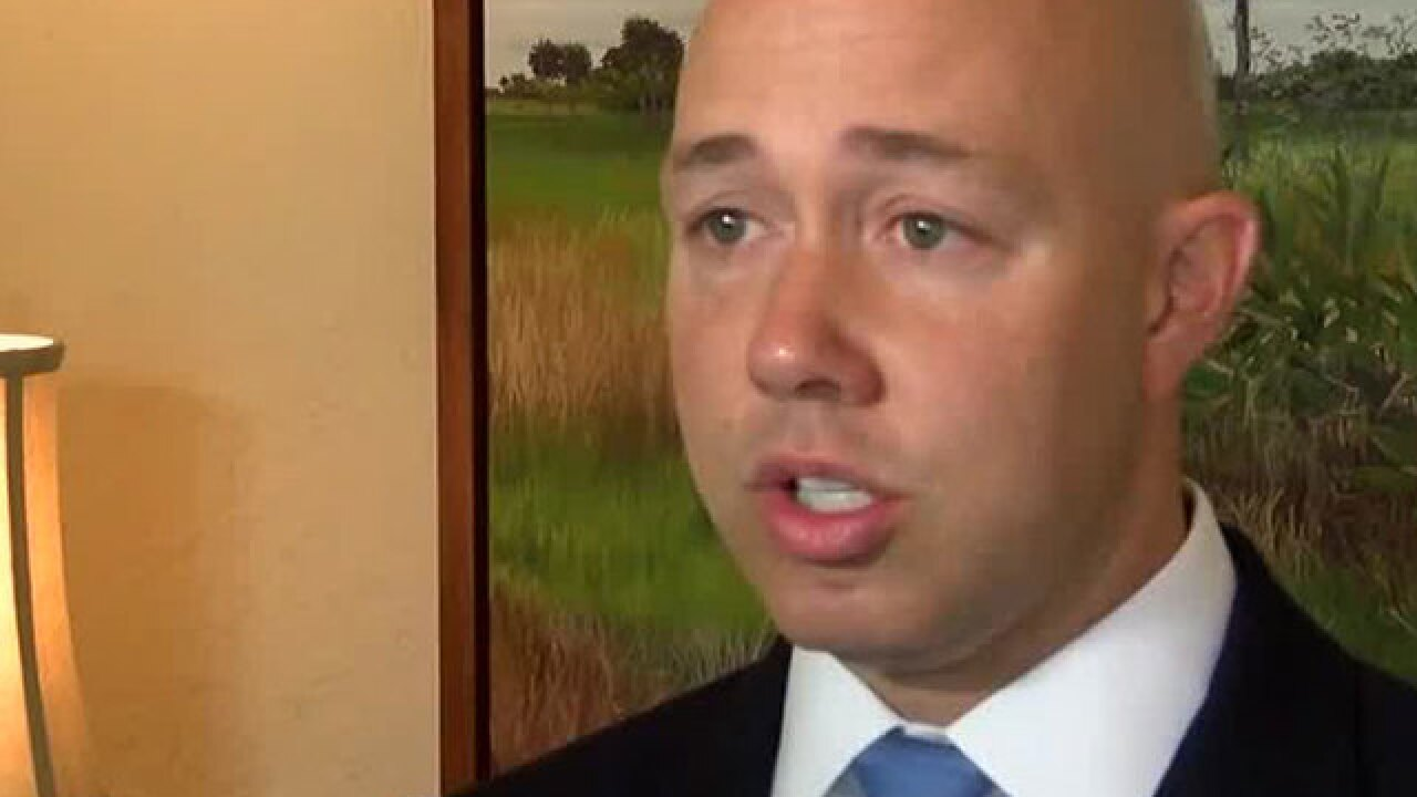 Rep. Brian Mast wants veterans to have easier access to lawmakers