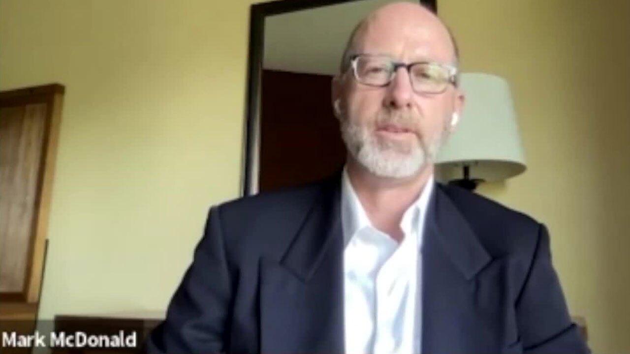 Los Angeles psychiatrist Dr. Mark McDonald